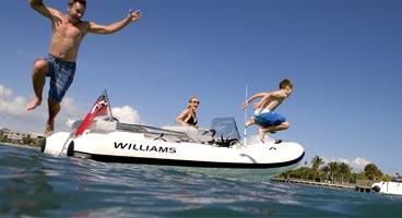 Delta Watersport boten aanbod
