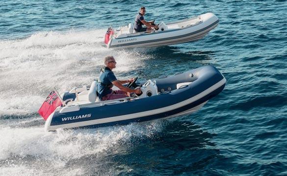 Williams Sportjet 395