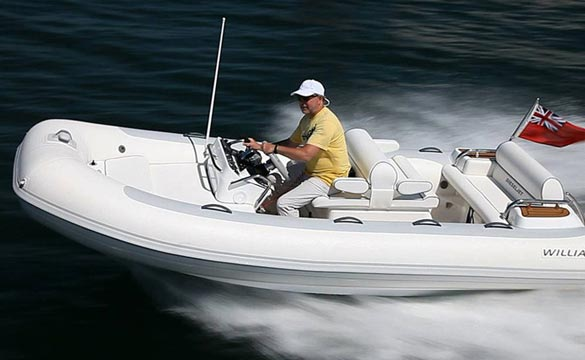 Williams Dieseljet 445