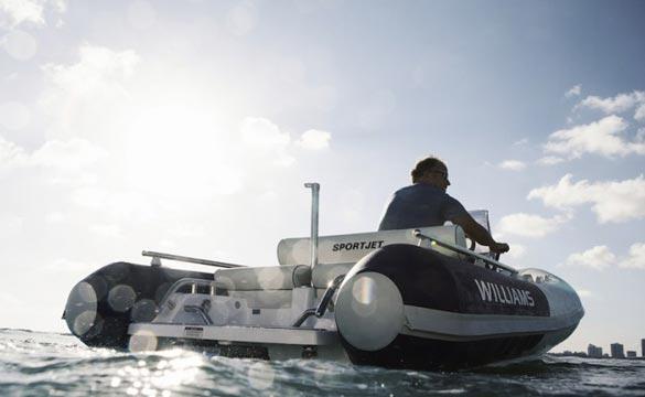 Williams Sportjet 460