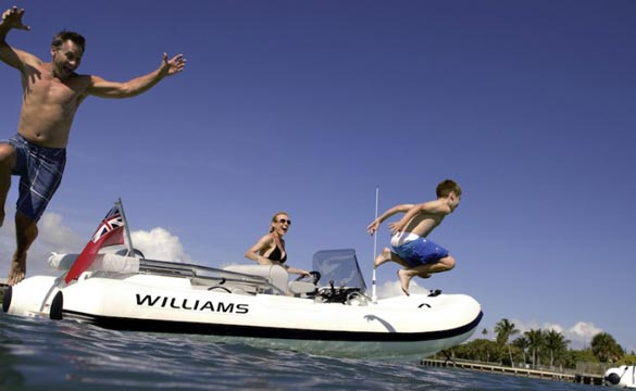 Williams Dieseljet 505