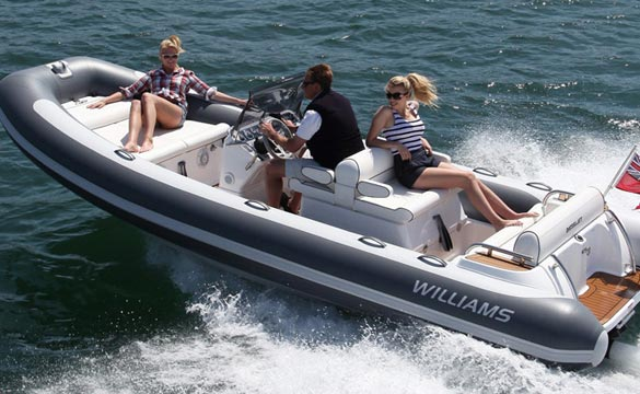 Williams Dieseljet 565