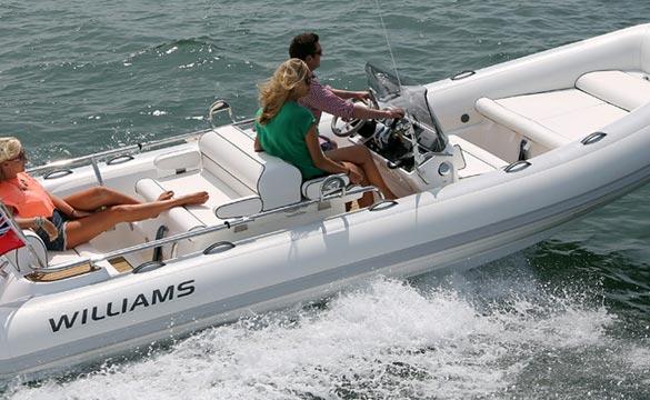 Williams Dieseljet 625