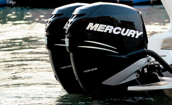 Mercury motoren