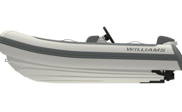 Williams Minijet side view