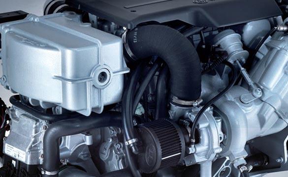 Textron / Weber motoren