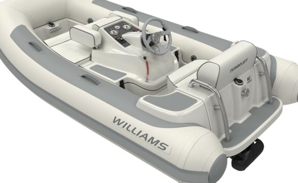 Williams Turbojet 285